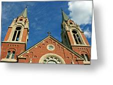 Holy Hill 1  Greeting Card
