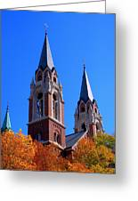 Holy Hill Greeting Card