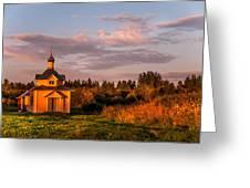 Holy Source. Karelia Greeting Card