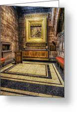 Holy Spirit Chapel Greeting Card