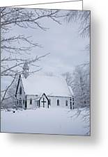 Holy Trinity Anglican Church And Greeting Card