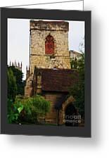Holy Trinity Church, York, England Greeting Card