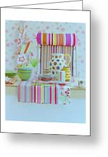 Home Accessories Greeting Card