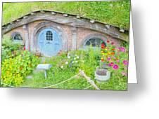 Home Of Hobbiton 1 Greeting Card