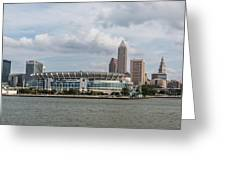Home Of The Browns Greeting Card