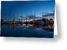 Home Port Greeting Card