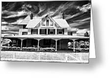 Home Shore Home Greeting Card