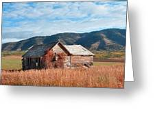 Homestead Greeting Card