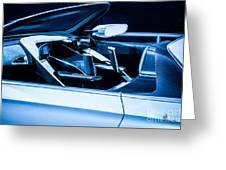 Honda Concept Greeting Card