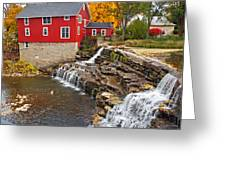 Honeoye Falls 1 Greeting Card