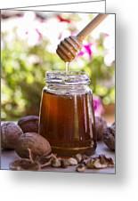 Honey Greeting Card