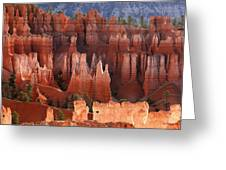 Hoodoo Sunrise Bryce Canyon Greeting Card