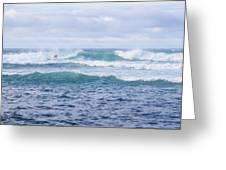 Ho'okipa Beach Park 3 Greeting Card