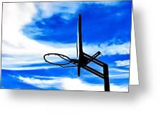 Hoop Dreamz Greeting Card