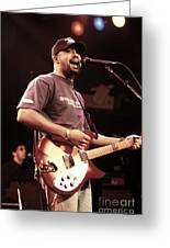 Hootie And The Blowfish Greeting Card