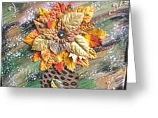 Hope Flower Greeting Card