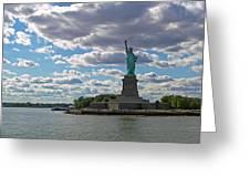 Hope Island Greeting Card