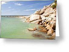 Horseshoe Bay South Australia Greeting Card