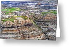 Horsethief Canyon Greeting Card