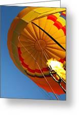 Hot Air Ballooning 2am-29241 Greeting Card