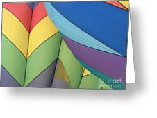 Hot Air Balloons 3 Greeting Card