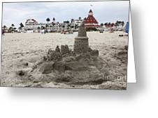 Hotel Del Coronado In Coronado California 5d24264 Greeting Card by Wingsdomain Art and Photography
