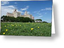 Hotel Nacional De Cuba Greeting Card