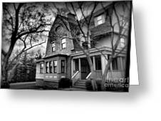 Old House 2  Greeting Card