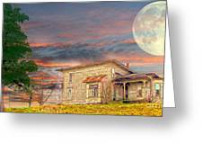 House Greeting Card