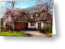 House - Westfield Nj - Who Doesn't Love Spring  Greeting Card