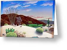 Howards Landscape Greeting Card
