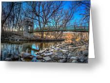Hoyt Bridge Greeting Card