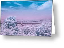 Hudson Valley Landscape Greeting Card