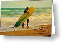 Hug Your Longboard - Surfing On Assateague Island National Seashore In  Maryland  by William Bartholomew