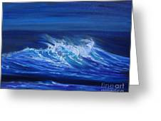 Wave V Jenny Lee Discount Greeting Card