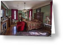 Huguette Clark's Bedroom -- Butte Montana Greeting Card