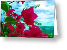 Humbleness Greeting Card