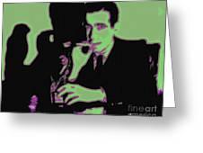 Humphrey Bogart And The Maltese Falcon 20130323 Greeting Card