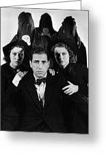 Humphrey Bogart In The Black Legion 1937 Greeting Card