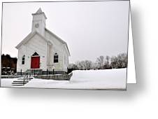 Humphreys Chapel Greeting Card