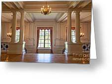 Huntington Art Gallery Interior. Greeting Card