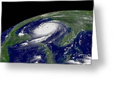 Hurricane Katrina Greeting Card
