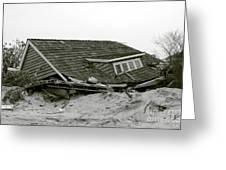 Hurricane - Sandy - Storm Greeting Card