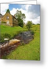 Hutton Beck 2 Greeting Card