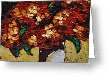 Hydrangeas II Greeting Card by Vickie Warner