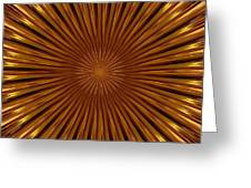 Hypnosis Greeting Card by David Dunham