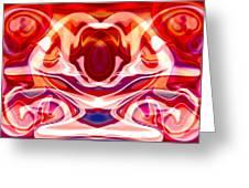 Hypnotoad Greeting Card