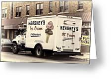 I Love Hersheys Greeting Card