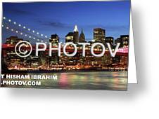 I Love New York -  Limited Edition Greeting Card