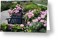 I Never Promised You A Rose Garden Greeting Card